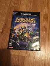Star Fox Adventures Nintendo GameCube With Manual BA2