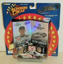 Kevin Harvick #29 Goodwrench Services 2001 1/43 Winner Circle Double Platinum Se