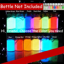 Glow in the Dark Glow Powder Nail Polish Gitter Fluorescent Powder