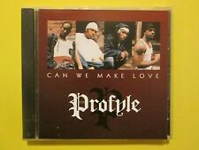 Profyle Can We Make Love Promo R&B 2001 CD