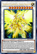 ** STARDUST CHRONICLE SPARK DRAGON ** ULTRA RARE  YF09-EN001 YUGIOH! 3 AVAILABLE