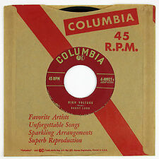 BOBBY LORD High Voltage/Just Wonderful 7IN (1957) (ROCKABILLY) LISTEN!!!!!!