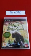 MAJIN AND THE FORSAKEN KINGDOM PS3 SONY NEUF SOUS BLISTER VERSION FRANCAISE