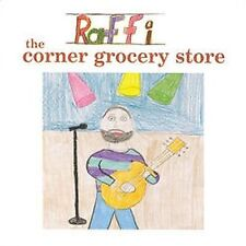 RAFFI The  Corner Grocery Store and Other Singable Songs CHILDRENS SEALED CD