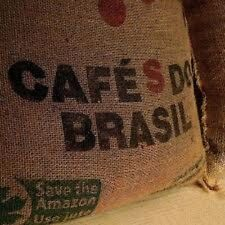 5 lbs Brazil Cerrado Arabica - natural 17/18 Medium Fresh Roasted coffee beans