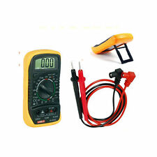 Circuit Tester Multimeter Digital Reading Ohmmeter Voltmeter Ammeter LCD AC DC