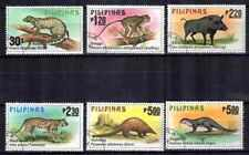 Philippines 1979 Animaux (33) Yvert n° 1121 à 1126 oblitéré used