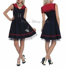 New Marvel Her Universe Avengers THOR Sailor Cosplay Dress HT Exclusive LE Sz MD