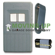 Linear LSO50 LDCO800 LCO75 Remote Garage Door Opener Two Button