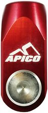 Apico Rear Brake Clevis SUZUKI RMZ250 04-06 RED