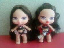 Bratz Babyz The Movie Twins HairFlair Nora & Nita Dolls Original Clothes Bottle