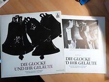"""12"""" LP Foc - Die Glocke und ihre Geläute - Deutsche Kunstverlag + Bocklet"""