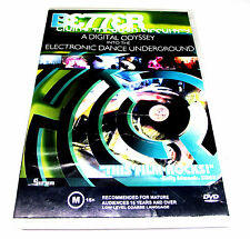 DVD BETTER LIVING THROUGH CIRCUITRY 1999 TECHNO DANCE RAVE CLUB CULTURE FREEPOST