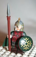 Lego EOMER SHIELD SPEAR MINIFIGURE from Lord of Rings Uruk-hai Army (9471) NEW
