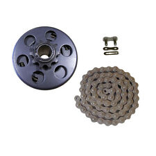 "Go Kart Mini Bike Centrifugal Clutch, 10T, 1041- 3/4"" Bore with Chain 1041"