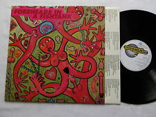 FOREHEADS IN A FISHTANK Yeah baby wow UK LP SOME BIZZARE Alt/EBM/experiment  NEW
