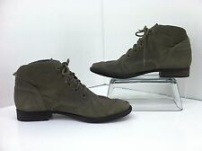 """Sam Edelman """"Mare"""" Olivie Leather Oxford Ankle Boots. Size 7.5 M."""