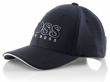 Hugo Boss Green ci PAC 50251244 CAPPELLINO BASEBALL GOLF HAT NAVY..