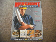 Vintage MERCHANT AND STOCKIST Magazine Volume 1 Issue 1 Nov/Dec 1995 UK Product