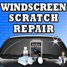 NEW! Windscreen Scratch Repair Kit / DIY Glass Remover