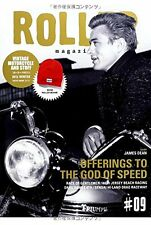 ROLLER MAGAZINE vol.9 Japanese book vintage motorcycle stuff