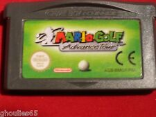 MARIO GOLF ADVANCE TOUR GAME BOY ADVANCE MARIO GOLF NINTENDO GBA