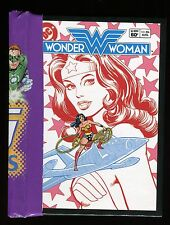 Wonder Woman Sketchbook Christmas Stocking Stuffer Special