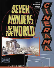 Seven Wonders of the World (Blu-ray/DVD, 2014, 3-Disc Set)