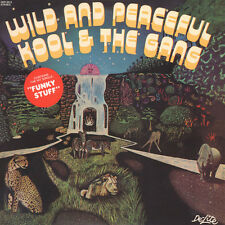 Kool & the Gang-wild and peaceful (vinyle LP - 1973-us-reissue)