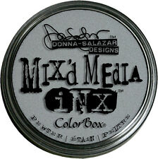 PEWTER - ColorBox MIX'D MEDIA INX Ink Pad Donna Salazar