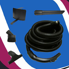 50' BEAM CENTRAL VAC VACUUM  KIT crushproof Hose Garage Kit