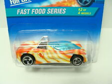 1996 Hot Wheels Pasta Pipes Fast Food Series #417