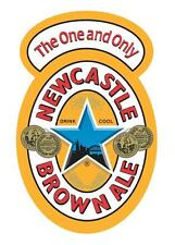 Newcastle Brown Ale Broon poster print picture A3 SIZE