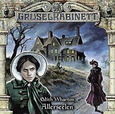 GRUSELKABINETT-FOLGE 104 - ALLERSEELEN  CD NEU