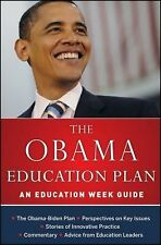 The Obama Education Plan: An Education Week Guide-ExLibrary