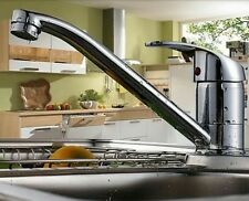 Original Sarantis Mixer kitchen tap for low High Pressure WRAS APPROVED