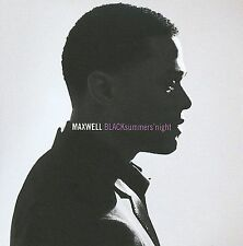 Maxwell BLACKsummersnight (CD/DVD Deluxe Edition) CD ***NEW***