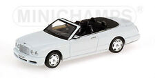 Minichamps 100139502 - BENTLEY AZURE - 2006 blanc  1/18