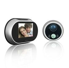 3.5 Inch LCD Digital Door Bell Doorbell Peephole Viewer Security Camera