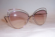 NEW MARC JACOBS SUNGLASSES MARC 8/S TXA-05 GOLD/PINK BEIGE AUTHENTIC