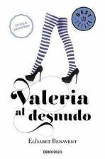 Valeria Al Desnudo (Valeria Naked) by BenaventelÍsabet (2016, Paperback)