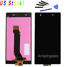 LCD Touch Screen Digitizer Assembly Fr Sony Xperia Z1S L39T C6916 T-Mobile +Tool
