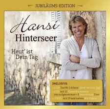 Hansi Hinterseer - Heut' ist Dein Tag-Jubiläums-Edition *3 CD + DVD*NEU*