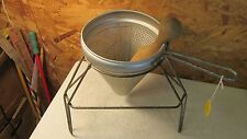 Aluminum Sieve Food Processor Colander Juicer #5