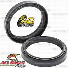 All Balls Fork Oil Seals Kit For Yamaha WRF 450 2014 14 Motocross Enduro New