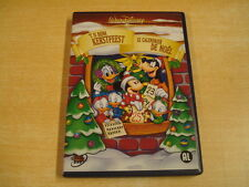 DVD / 'T IS BIJNA KERSTFEEST / LE CALENDRIER DE NOEL ( WALT DISNEY )