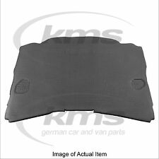 BONNET SOUND PROOFING Mercedes Benz 190 Series Saloon 190D W201 2.0L - 72 BHP To