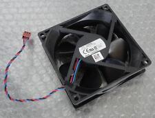 Dell HU843 Precision T1500 ventilador de refrigeración para estación de trabajo 3-Pin/3 - Wire 92mmx92mmx25mm