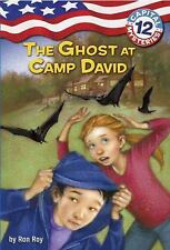 Capital Mysteries #12: The Ghost at Camp David (A Stepping Stone Book(TM))