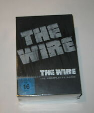 The Wire – Staffel 1-5 - die komplette Serie – 24 DVD's, Deutsch - NEU